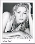 The new LeAnn Rimes iRadio Channel...